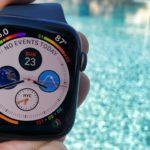 Можно ли плавать в Apple Watch 4?