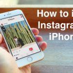 Как скачать Instagram на iPhone?