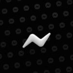 Facebook Messenger обзавелся черной темой