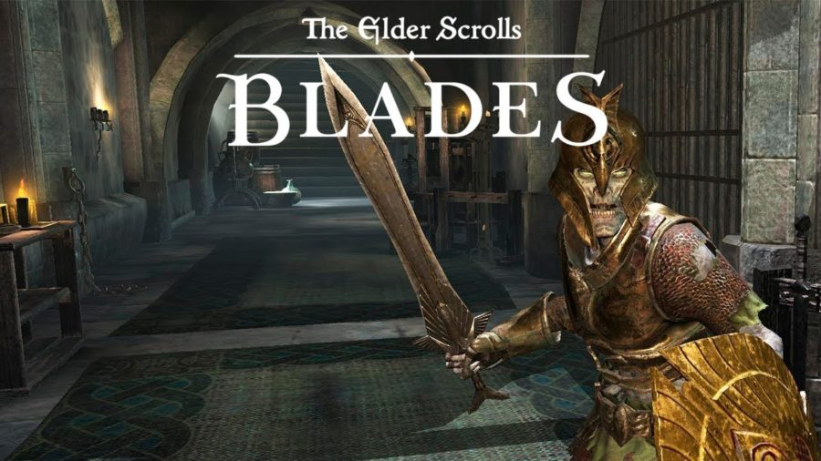 the elder scrolls blades pc