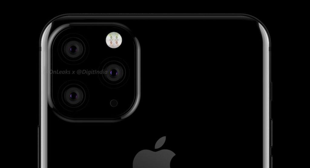 Камера на iPhone 11