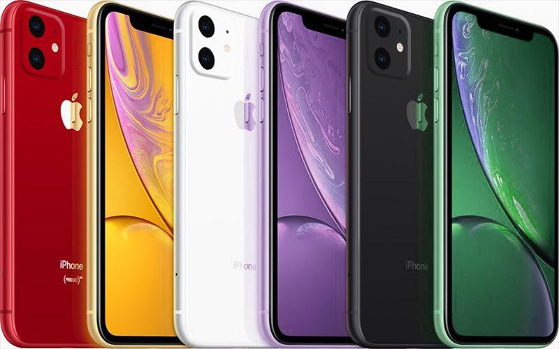 Рендеры iPhone Xr 2019 от MacRumors