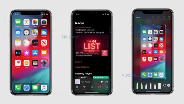 9to5mac iOS 13 Screenshots