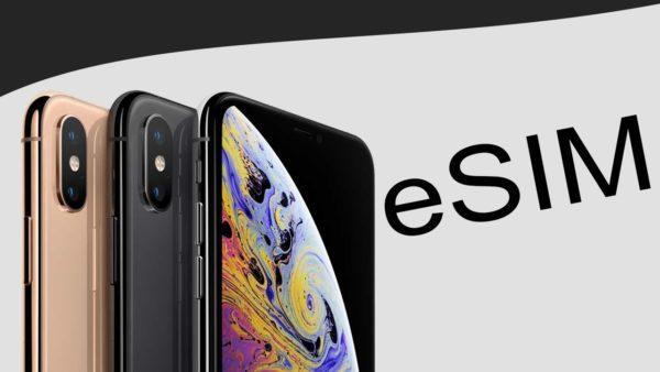esim and iphone