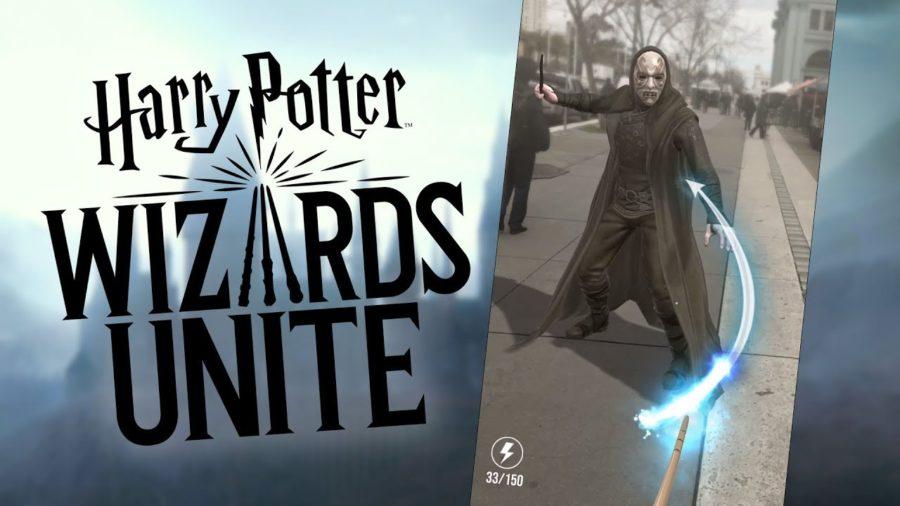 Harry Potter- Wizards Unite