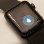 Что означает капелька на Apple Watch?