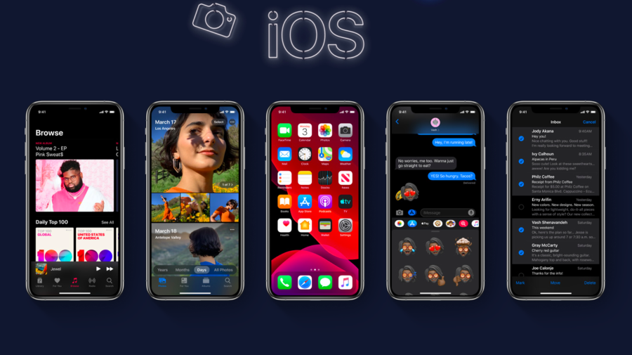ios 13 devices