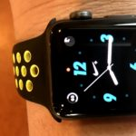 Что означает красная точка на Apple Watch?