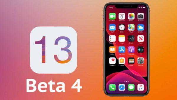 iOS-13-Beta-4