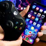Как подключить геймпад xBox к iPhone или iPad (iOS 13)?