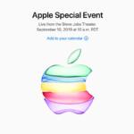 ОФИЦИАЛЬНО! Презентация Apple состоится 10 сентября