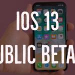 iOS 13 Public Beta 6 уже доступна для установки