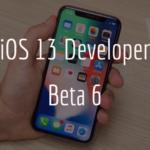 iOS 13 Beta 6: что нового, когда выйдет