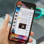Как закрыть приложение на iPhone 11, iPhone 11 Pro и iPhone 11 Pro Max?