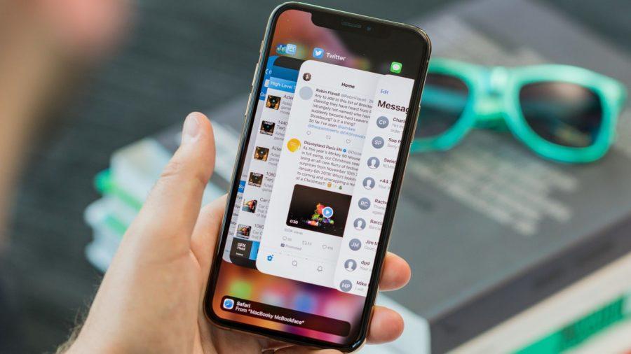 Многозадачность на iPhone
