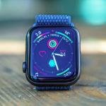 Как измерить давление на Apple Watch Series 5?