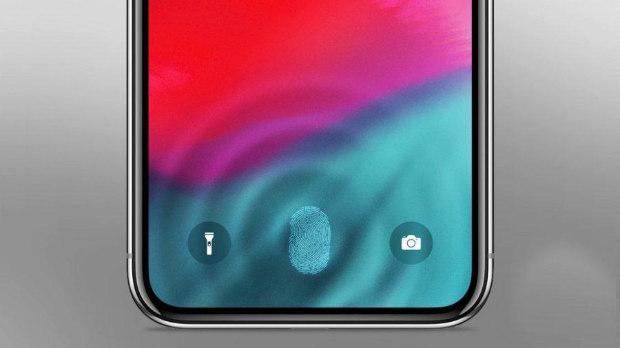 Touch ID под экраном