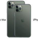 Сравнение iPhone 11 Pro и iPhone 11 Pro Max: главные отличия