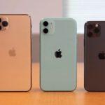 Есть ли обратная зарядка на iPhone 11 и iPhone 11 Pro?