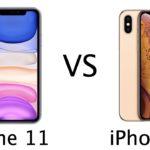 Айфон 11 vs Айфон Xs: сравнение Айфон 11 и Айфон Xs/Xs Max