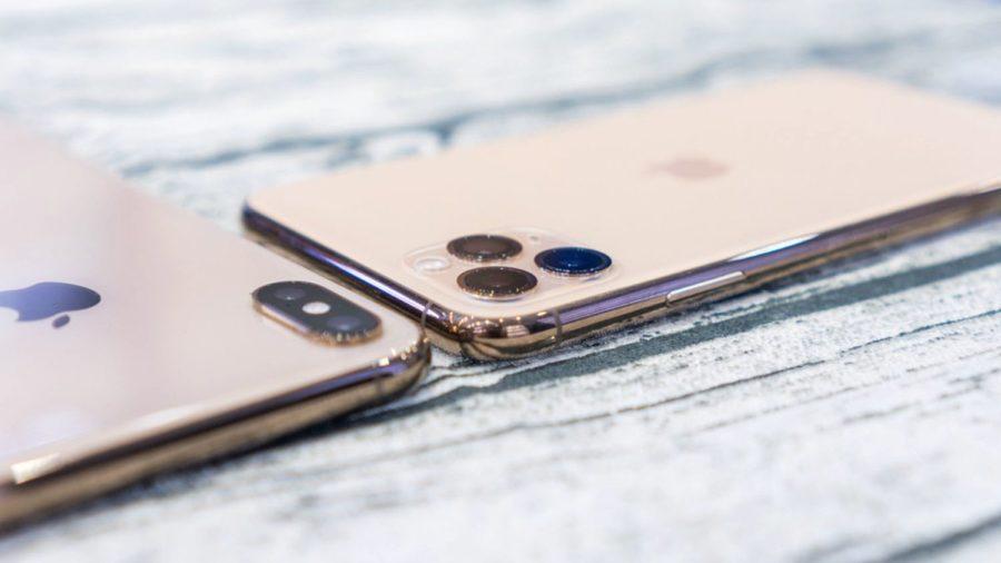 iPhone Xs и iPhone 11 Pro