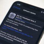 iOS 13.1 Beta 3: что нового, дата выхода