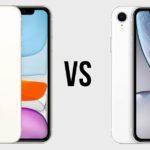 Сравнение iPhone 11 и iPhone Xr. Отличие iPhone 11 от iPhone Xr