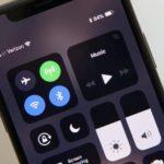 Заряд аккумулятора в процентах на iPhone 11 Pro и iPhone 11 Pro Max