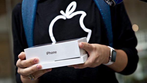 iPhone's Box