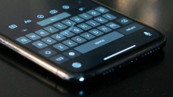 Swype клавиатура на iOS 13