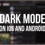 Тёмная тема ВК: как включить на Андроиде и Айфоне (iOS)?