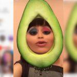 Маска Авокадо в Инстаграм