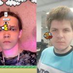 Маска Flappy Bird в Инстаграм. Где найти?