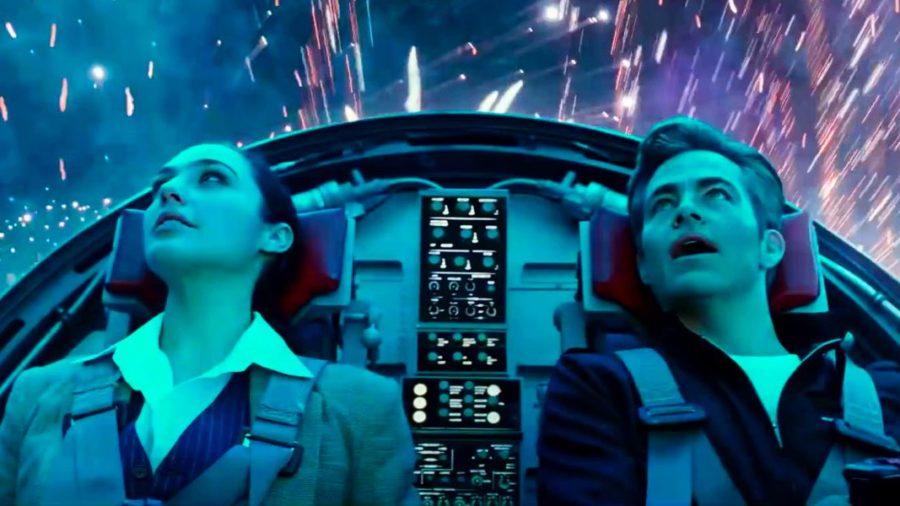 Скриншот из трейлера «Чудо-женщина 2- 1984»