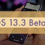 iOS 13.3 Beta 4: когда выйдет, что нового