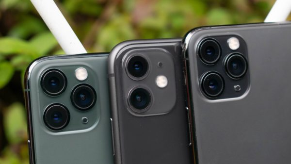 iPhone 11 Pro, iPhone 11, iPhone 11 Pro Max