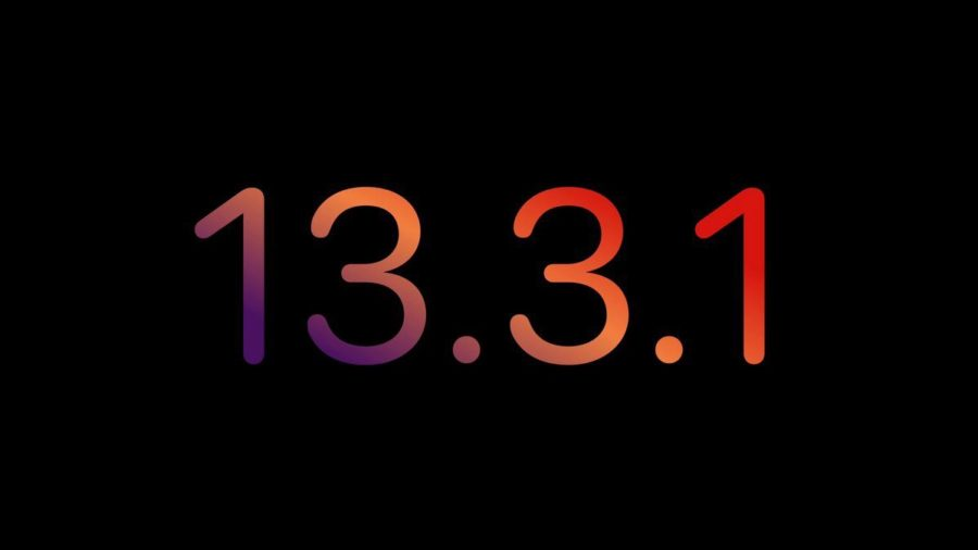 ios 13.3.1 beta 1