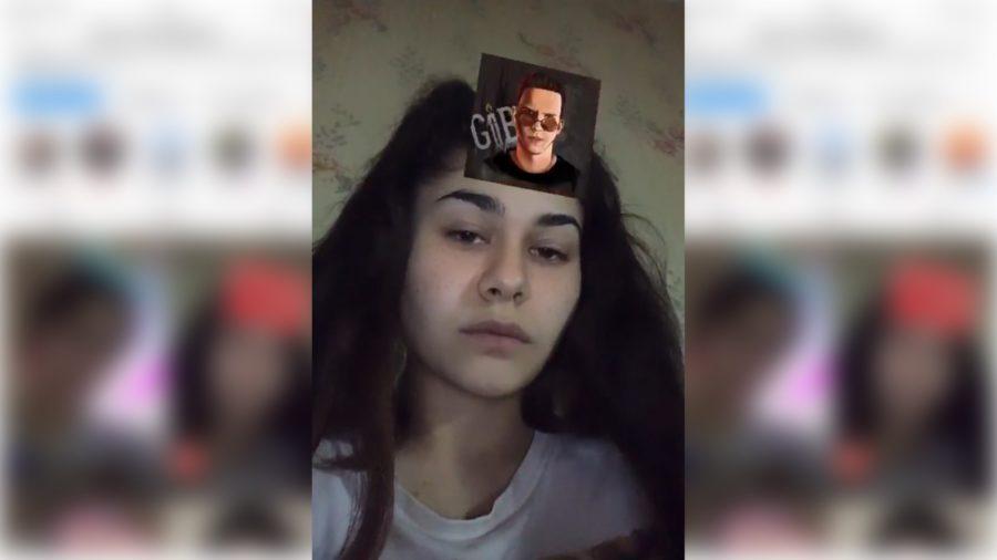 YouTuber Filter on Instagram