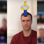 Маска «Кто ты из Симпсонов» в Инстаграм. Где найти?