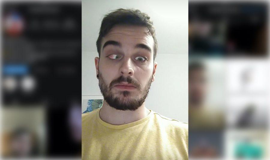 Crazy Eyes Filter on Instagram