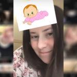 Маска «Пол ребенка» в Инстаграм. Как найти?