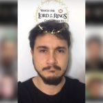 Маска «Кто ты из Властелин колец» в Инстаграм. Как найти?
