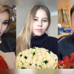 Маска с букетом цветов в Инстаграм. Как найти?