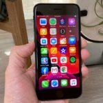 Какие наушники идут в комплекте iPhone SE 2 (2020)?
