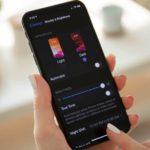 Как сделать темную тему на iPhone 5s, 6, 6s, 7 и новее?