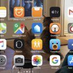 Как включить/отключить поворот экрана на iPhone 11?