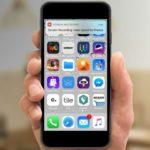 Как сделать запись экрана на iPhone SE 2 (2020)?