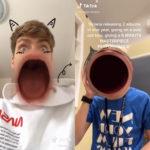 Эффект «Большой рот» в Тик Токе: как сделать, где найти