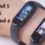 Xiaomi Mi Band 5 vs Xiaomi Mi Band 4: чем отличаются, какой лучше
