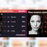 Приложение «ваш индекс красоты лица». Как называется?